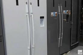 یخچال دو قلو ضد برفک