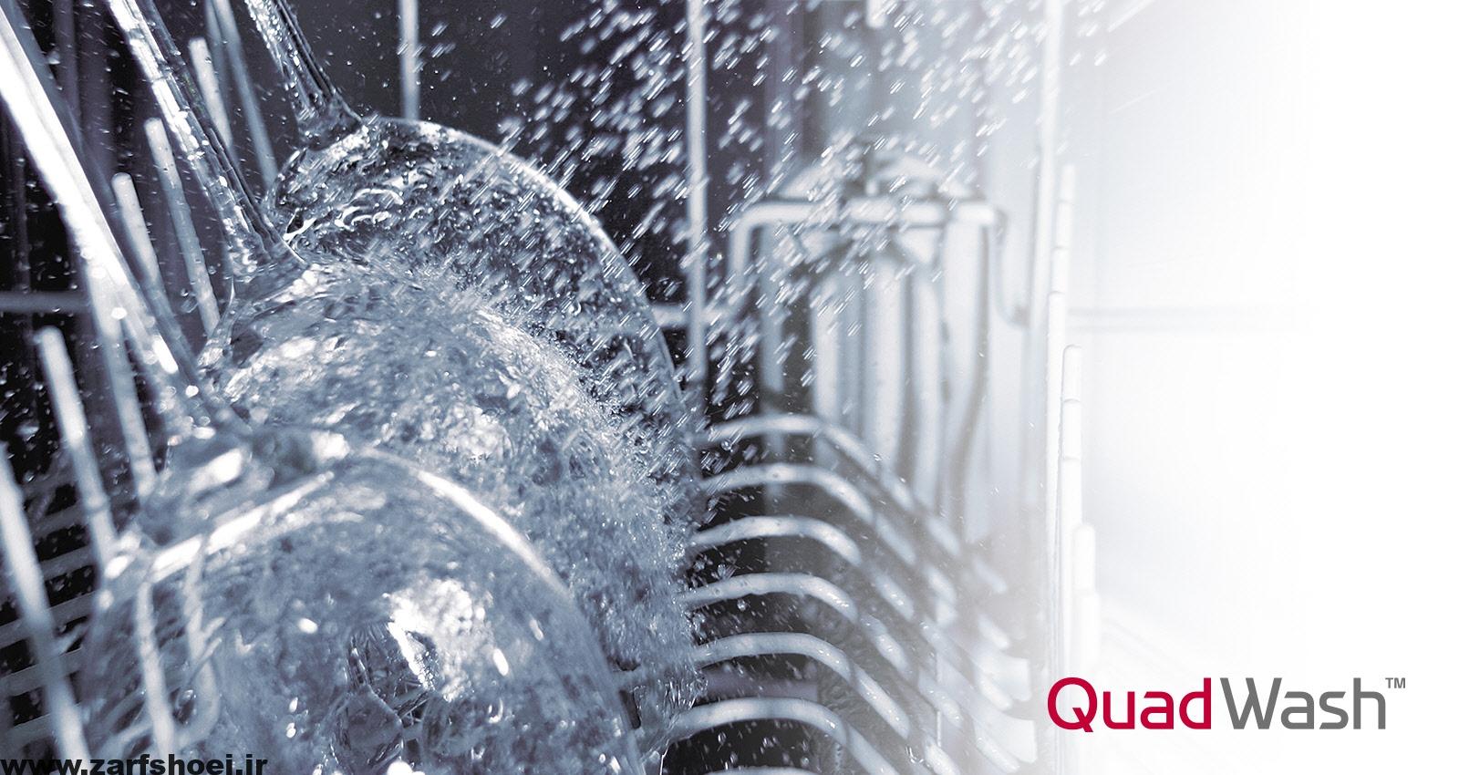 فروش ارزان ماشین ظرفشویی ال جی مدل 325 ظرفیت 14 نفره