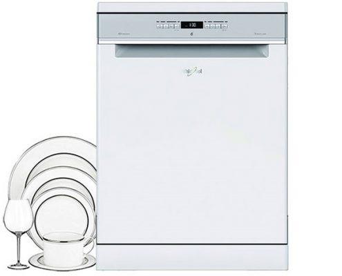 ماشین ظرفشویی 14 نفره ویرپول مدل WFO3P33DL