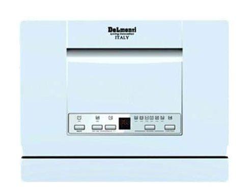 ماشین ظرفشویی رومیزی 6 نفره دلمونتی مدل DL810