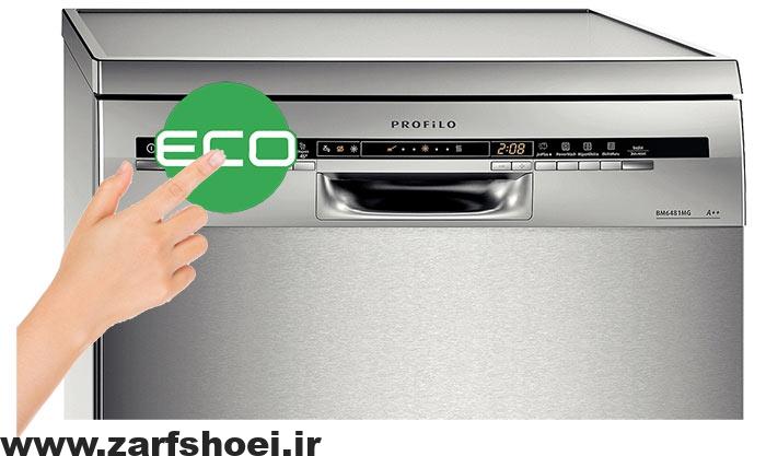 خرید ماشین ظرفشویی 14 نفره پروفیلو مدل BM6481MG