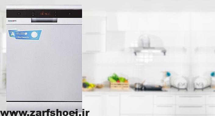 قیمت ماشین ظرفشویی 14 نفره پاکشوما مدل MDF-14304