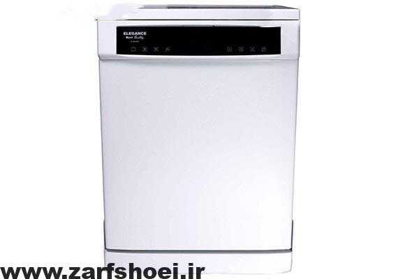 قیمت ماشین ظرفشویی الگانس مدل EL9005 مناسب برای 12 نفر