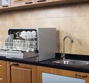 قیمت ماشین ظرفشویی رومیزی مایدیا مدل WQP6-3602F