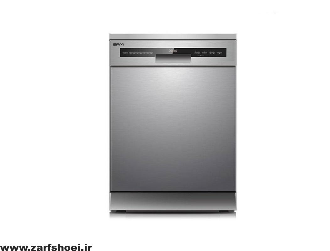 قیمت ماشین ظرفشویی سام 14 نفره مدل DW-180